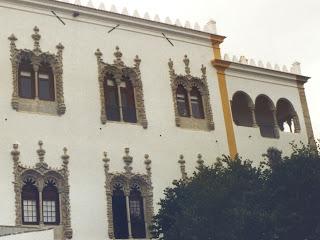 Palácio Nacional de Sintra. Palácio de la Vila. Portugal. Patrimonio de la Humanidad. World Heritage Site. Patrimoine mondial