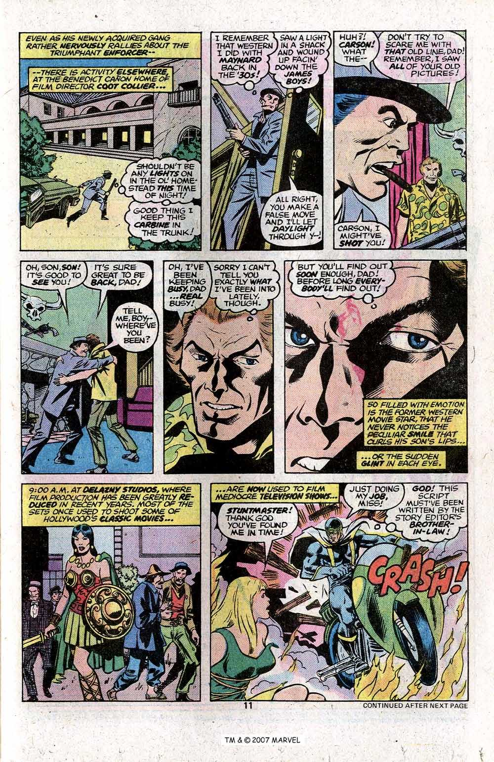 Ghost Rider (1973) Issue #22 #22 - English 13