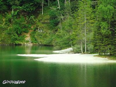 Lago Tovel Trentino Val Non