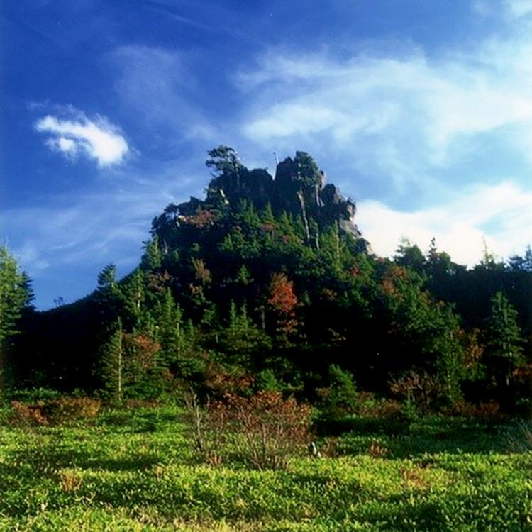 スゴログ 山窩 岩塔ヶ原