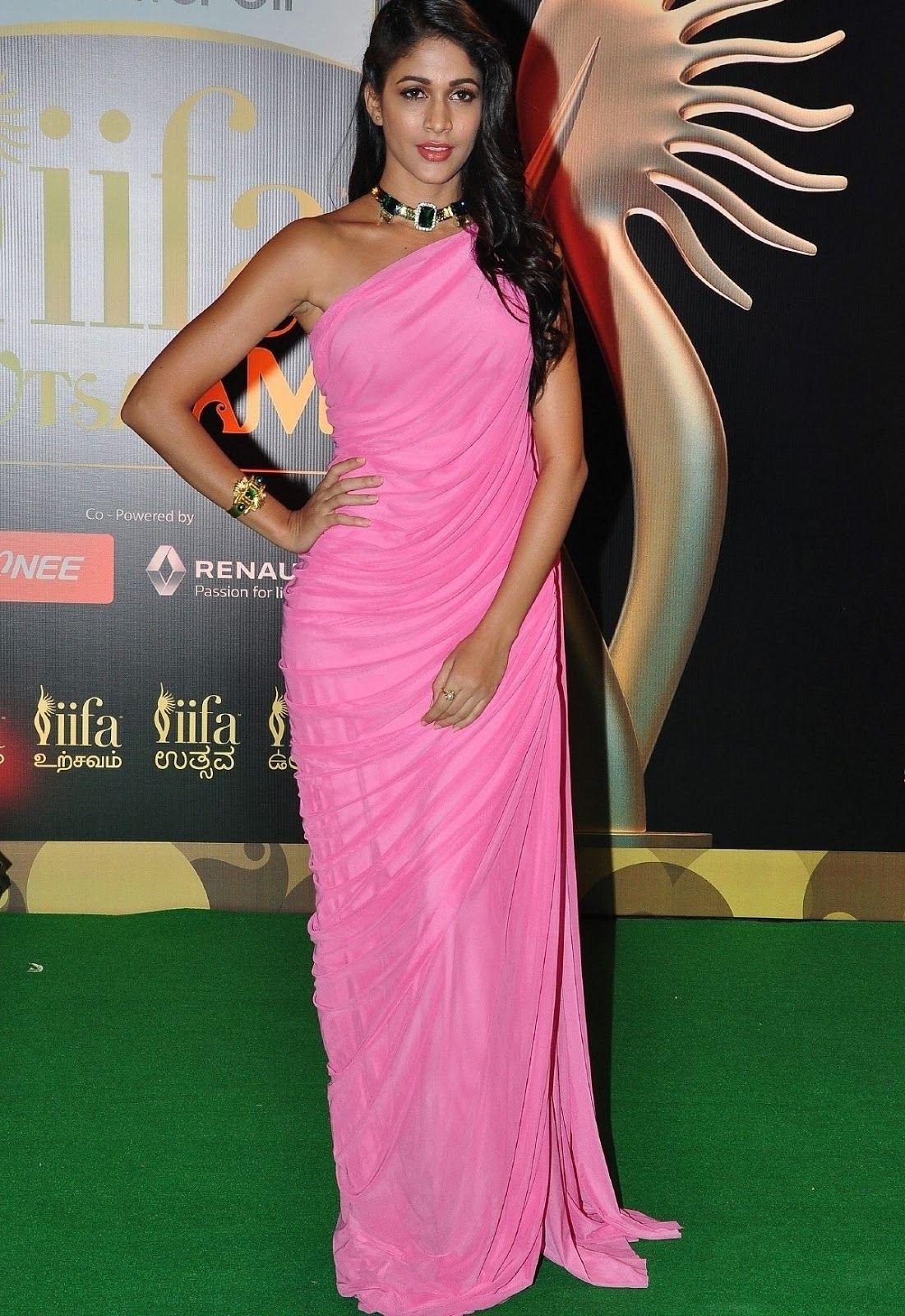 Lavanya Tripathi Stills At Iifa Utsavam 2016