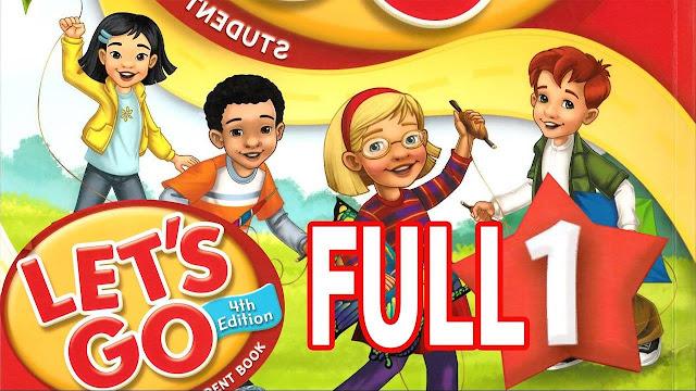 أسطوانات تعليم الإنجليزية للأطفال من أكسفورد | Let's Go 6×1
