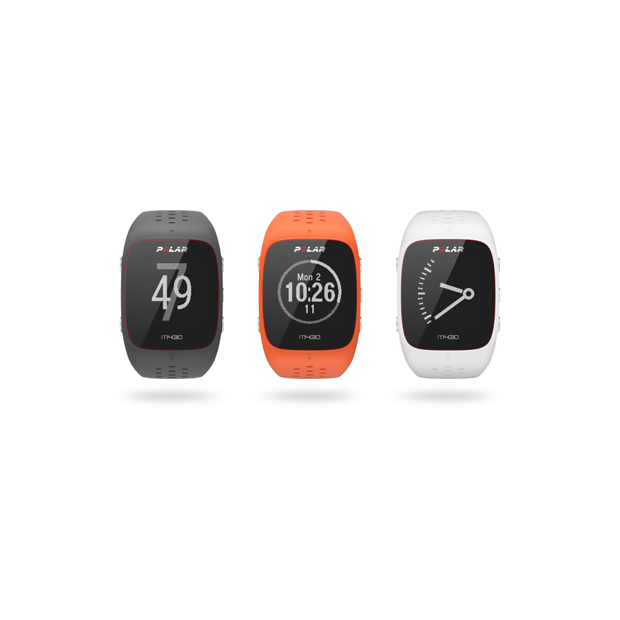 Polar M430 Comes With Built In Optical Heart Rate Monitor Madd
