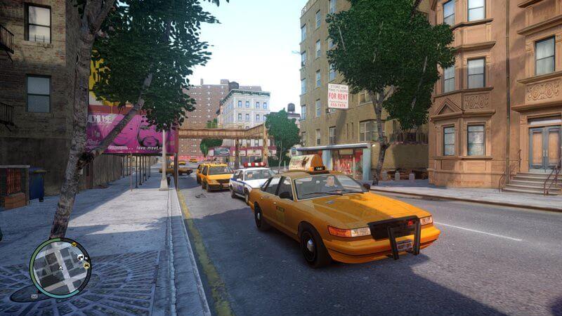 TimeCyc Cerah untuk GTA IV