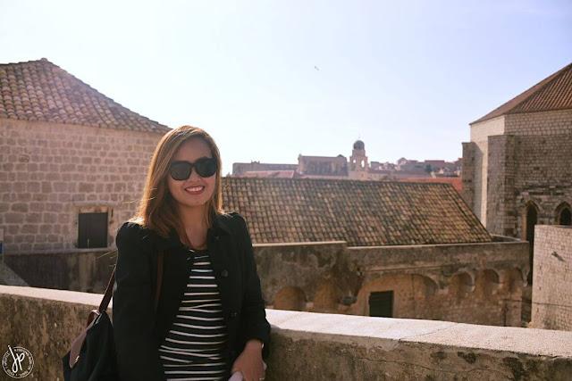 medieval old town dubrovnik