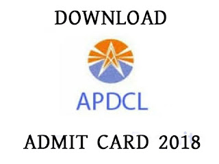 Download APDCL Admit card 2019 | Admit Card for AAO, Junior Manager & Assistant Manager