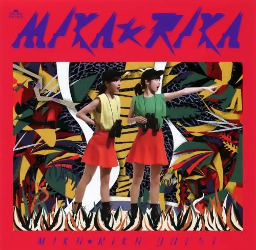 [Single] MIKA☆RIKA – MIKA☆RIKA QUEST (2015.04.29/MP3/RAR)