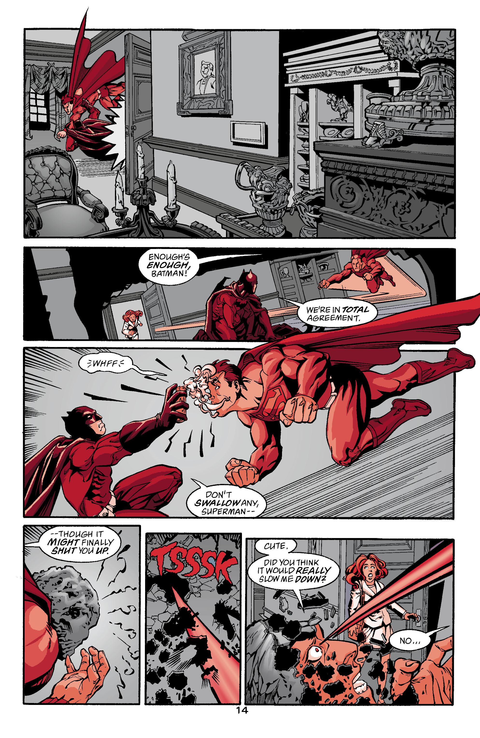 Detective Comics (1937) 756 Page 14