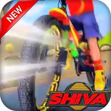 Petualangan Shiva Sepeda Super Apk