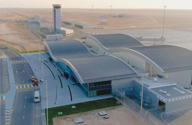 Duqm Airport opens to the world