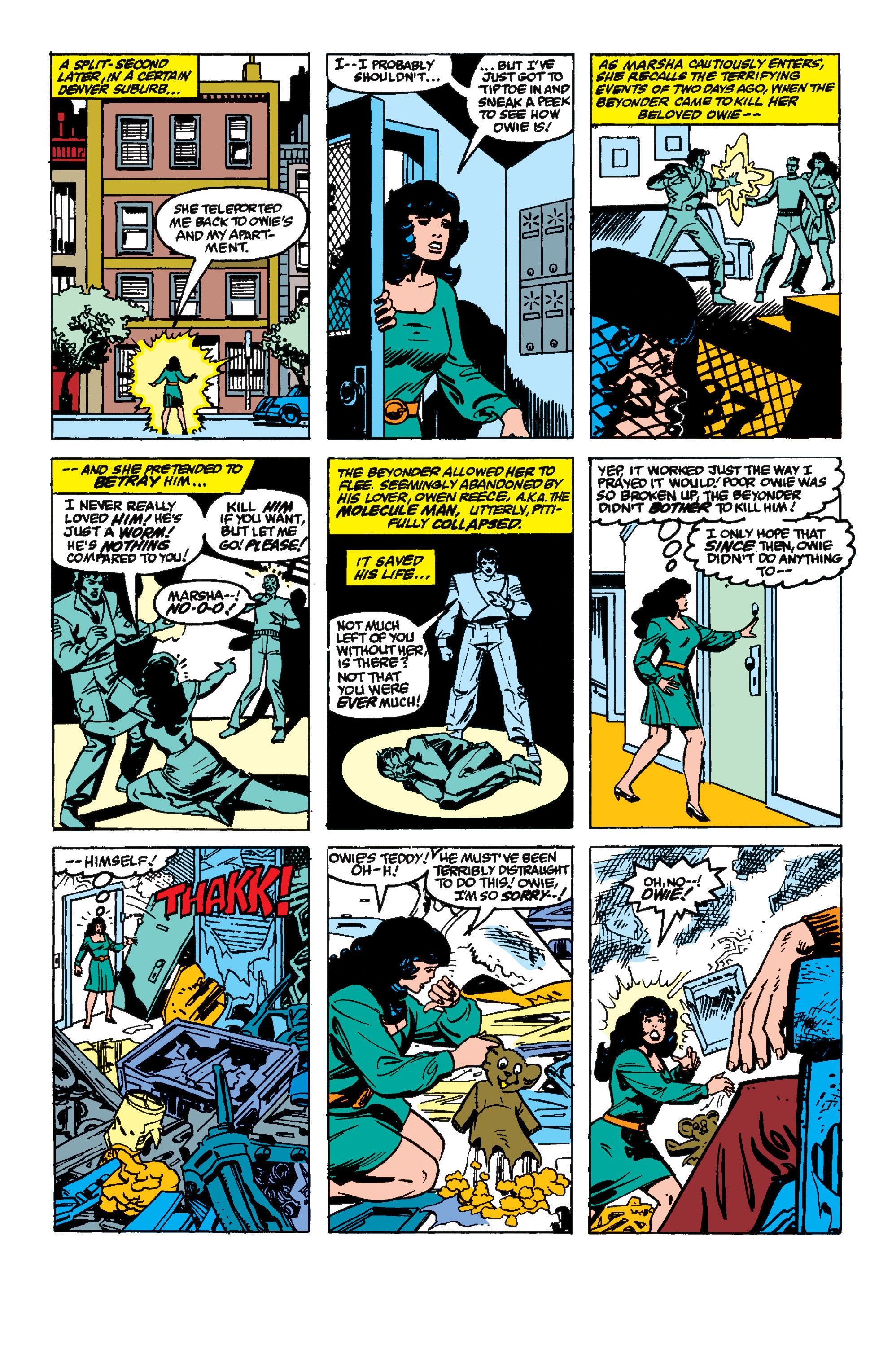 Read online Secret Wars II comic -  Issue #9 - 7