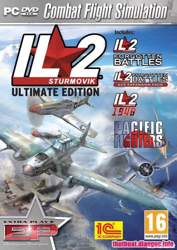 Download Game IL-2 Sturmovik Complete Edition PROPHET Fshare