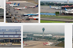 Daftar Bandara International Di Indonesia