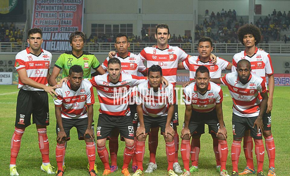 Prediksi Pusamania Borneo FC vs Madura United, 25 Februari 2017