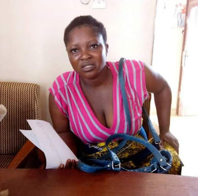 NAPTIP: 29 Year Old Woman Jailed for Human Trafficking (photo)