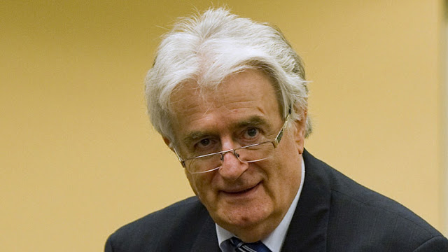 Radovan Karadzic, considerado culpado de genocídio