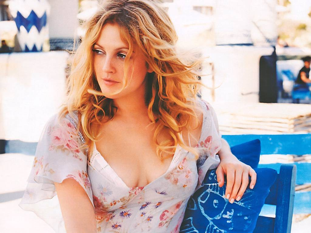 Cleavage Drew Barrymore nude photos 2019