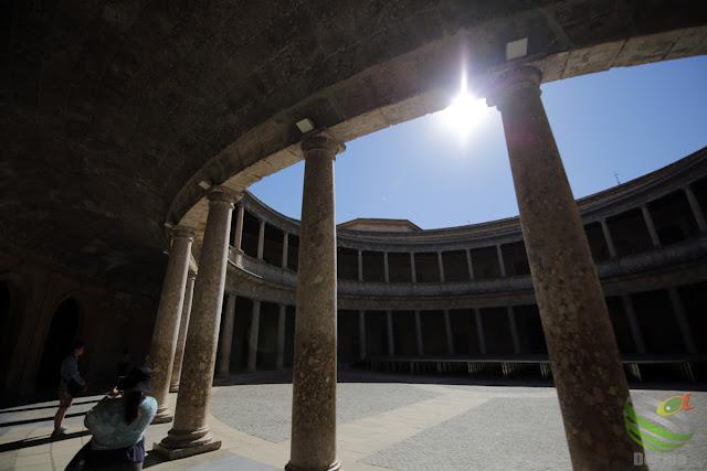グラナダ - アルハンブラ宮殿