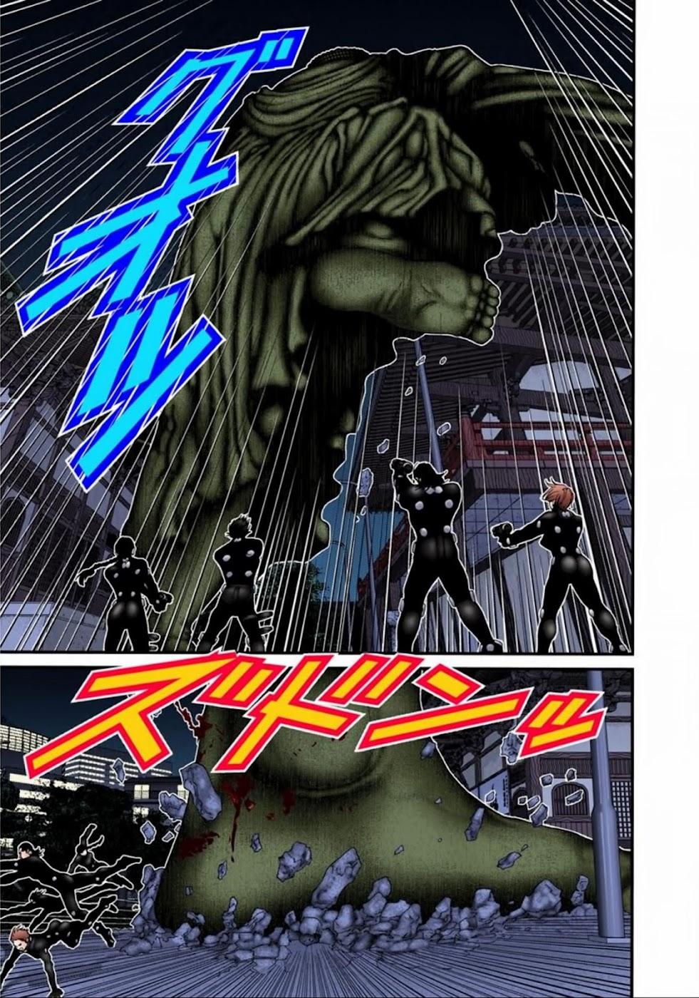 Gantz Chap 72: Tàn sát trang 12