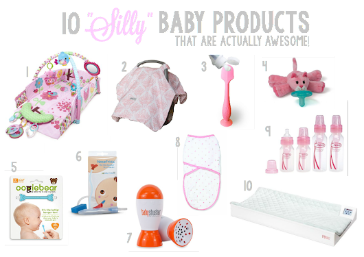 "10 ""Silly"" Baby Products That Are Actually Awesome!"