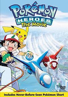 Pokemon Movie 5: Thần Hộ Mệnh Của Thành Phố Nước Latias Và Latios - Pokémon Movie 5: Heroes - Latios and Latias (2002)