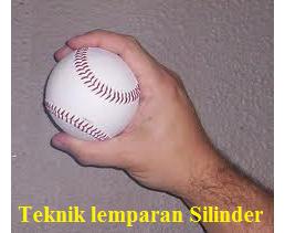 teknik melempar bola Sllidder dalam Permainan Baseball