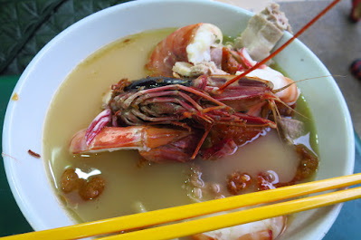 Fresh Taste Big Prawn noodles