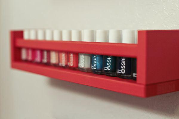 home garden 50 id es pour ranger son maquillage. Black Bedroom Furniture Sets. Home Design Ideas