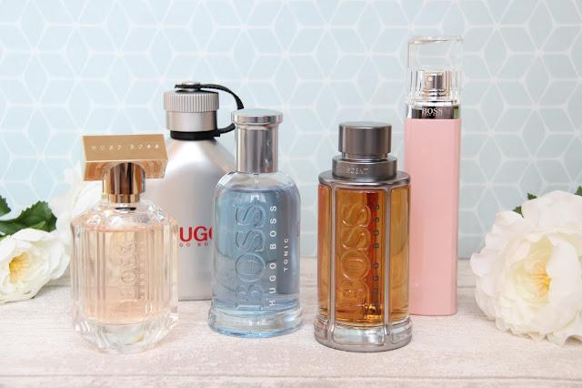 Parfums Hugo Boss : nouveautés 2017