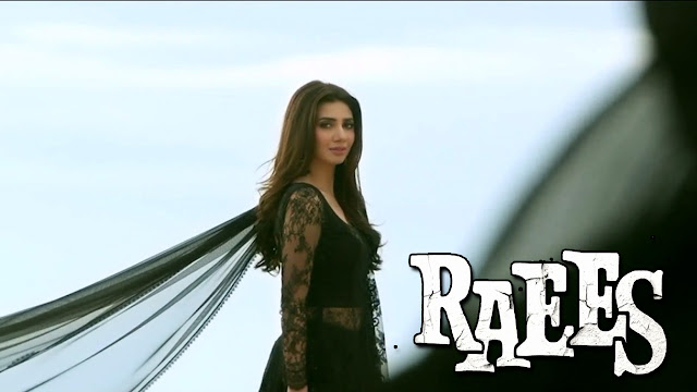 Mahira Khan - Raees Movie Actress Wallpaper