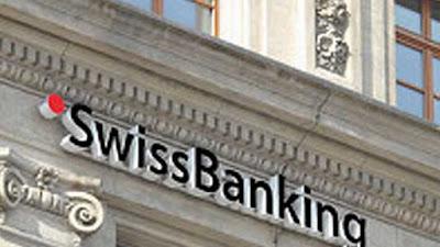 Penalty on Swiss Bank
