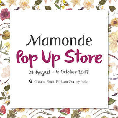 Mamonde's Pop Up Store Promo Parkson Gurney Plaza
