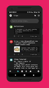 Clipboard Manager : Clipo Pro v13.5.0-pro [Paid] APK