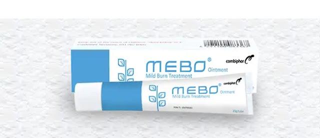 Mebo Solusi Untuk Luka Bakar
