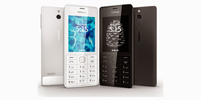 Nokia 515 and Nokia 515 Dual SIM receive software update