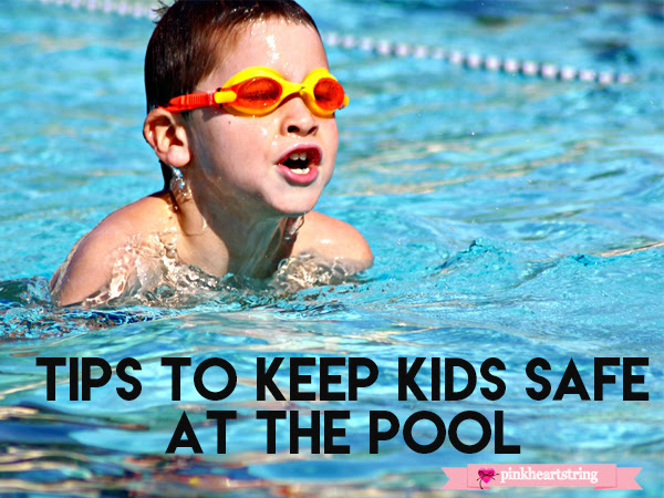 Tips to Keep Kids Safe at the Pool