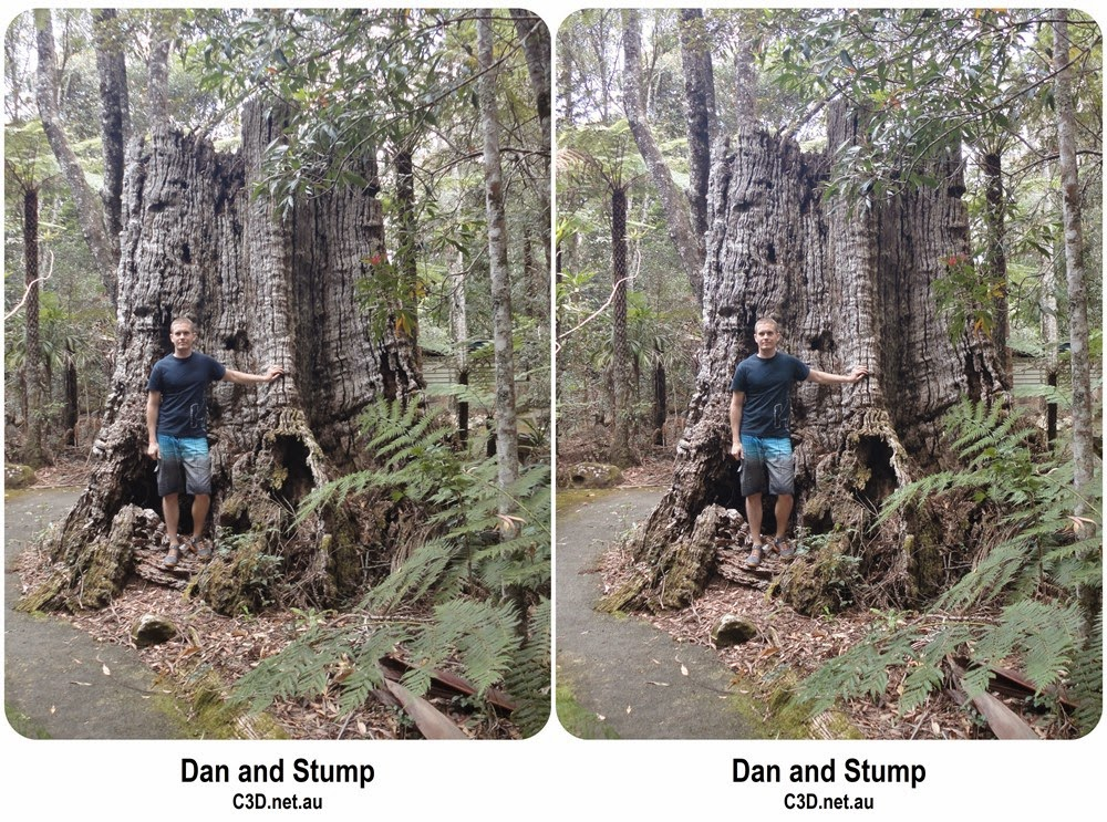 C3d Stereophotography