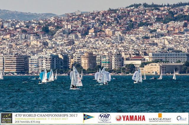 VELA - Mundial 470 2017 (Thessaloniki, Grecia)