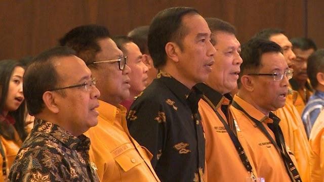 Partai HANURA menggelar pembekalan calon legislatif
