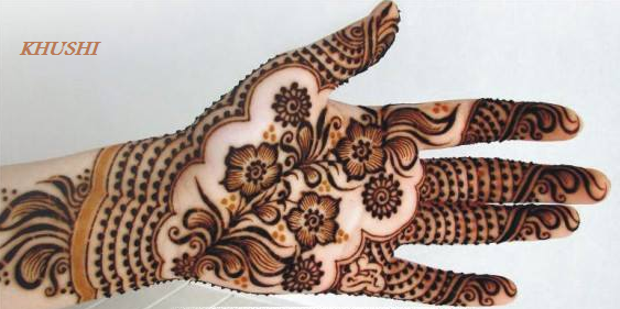 Welcome To Mehndi Designs Section Entertainments
