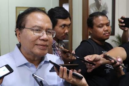 Rizal Ramli Tantang KPU Debat Terbuka