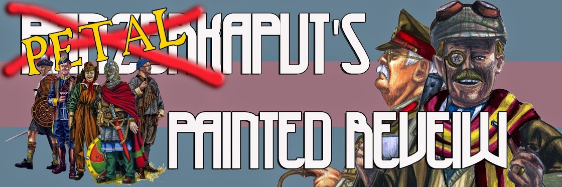 PanzerKaput's Painted Review
