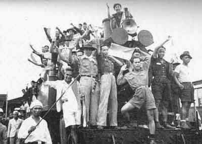 antara pasukan TKR melawan pasukan inggris Sejarah Pertempuran Ambarawa dan Isi Perjanjian Lengkap