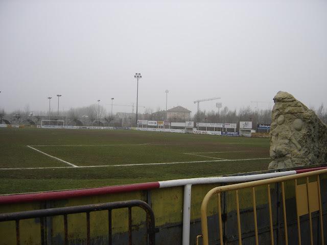 Campo de Fútbol de Puente Castro | Campo de césped natural + artificial en León | Fotos antiguas