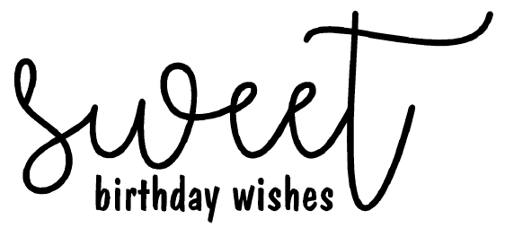 sweet birthday wishes free card sentiment