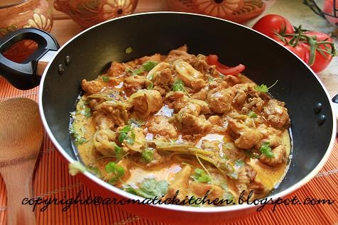 Aromatic Kitchen: Non.Vegetarian Recipes