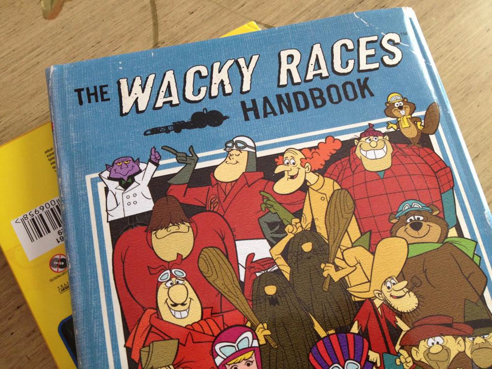 A proposito di wacky races l antro atomico del dr