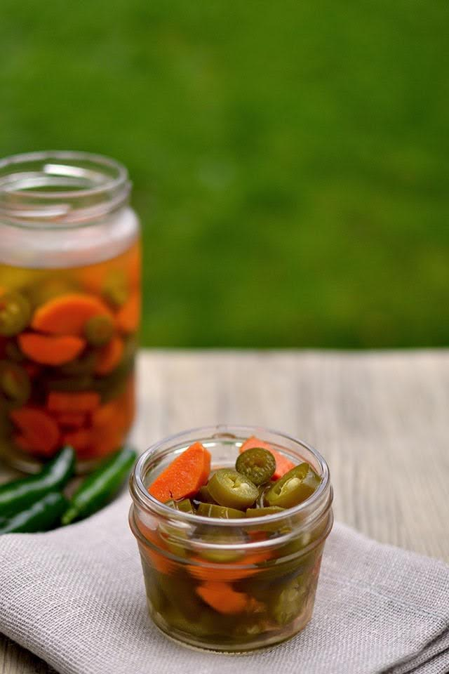 Preserving Summer Jalapenos