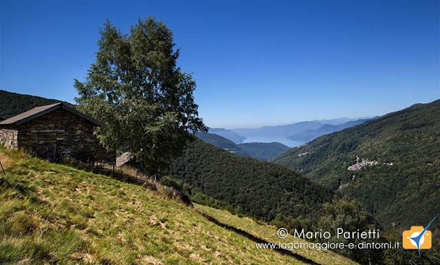 Alpe Sciaga valle Veddasca