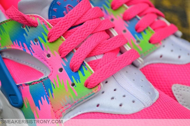 29049e312543 Nike Huarache Run Print GS
